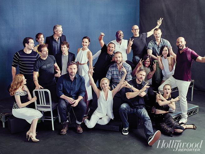 DC Cinematic Universe News