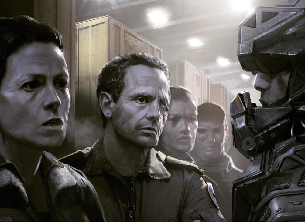 More Alien Teases From Neil Blomkamp