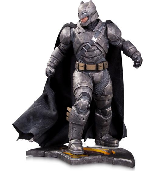 Batman v Superman Statues from DC Collectibles 2