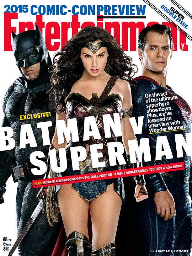 More Batman v Superman Pictures and Info 2