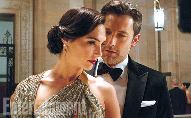 More Batman v Superman Pictures and Info