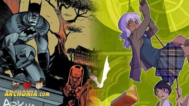 Gotham Academy Vol.1 Review