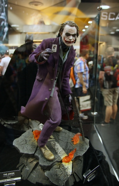 Heath Ledger's Joker From The Dark Knight
