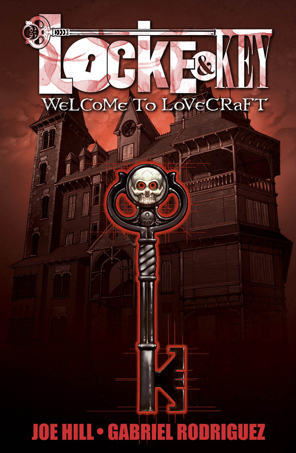 Locke & Key HC vol.1 Welcome to Lovecraft
