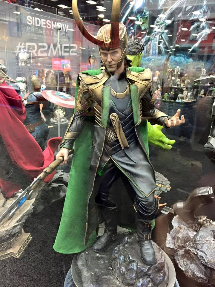 Loki Premium Format Figure