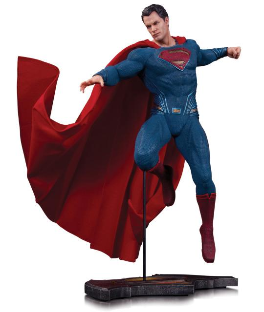 Batman v Superman Statues from DC Collectibles