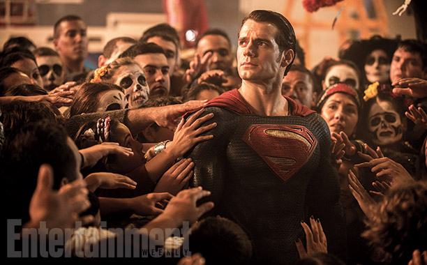 More Batman v Superman Pictures and Info 1