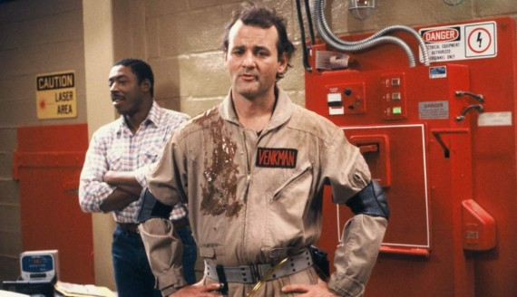 Bill Murray Cameo In New Ghostbusters Movie