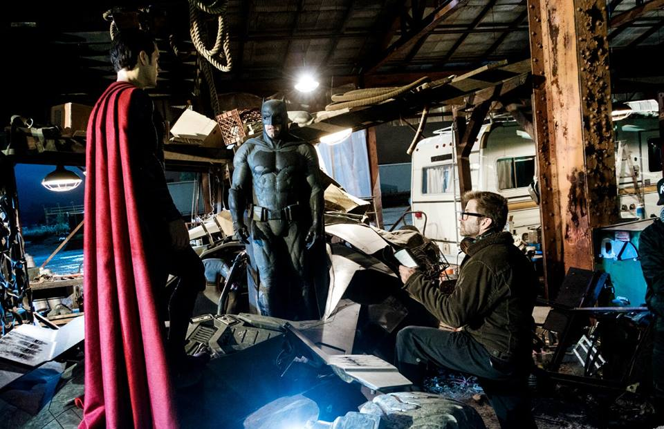 Batman v Superman News