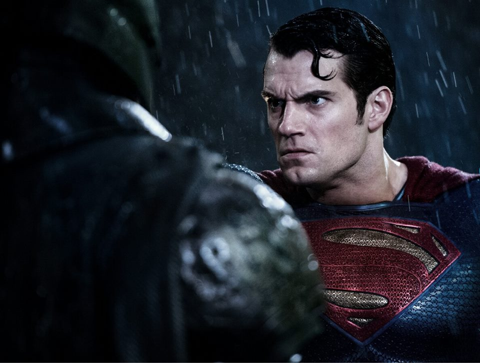 Batman v Superman Empire Magazine Pictures