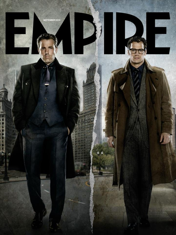 Batman v Superman Empire Magazine Pictures 4
