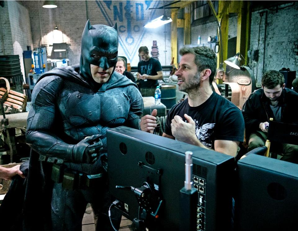 Ben Affleck Gets Batman Trilogy