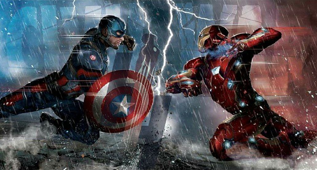 Civil War Sides Leaked