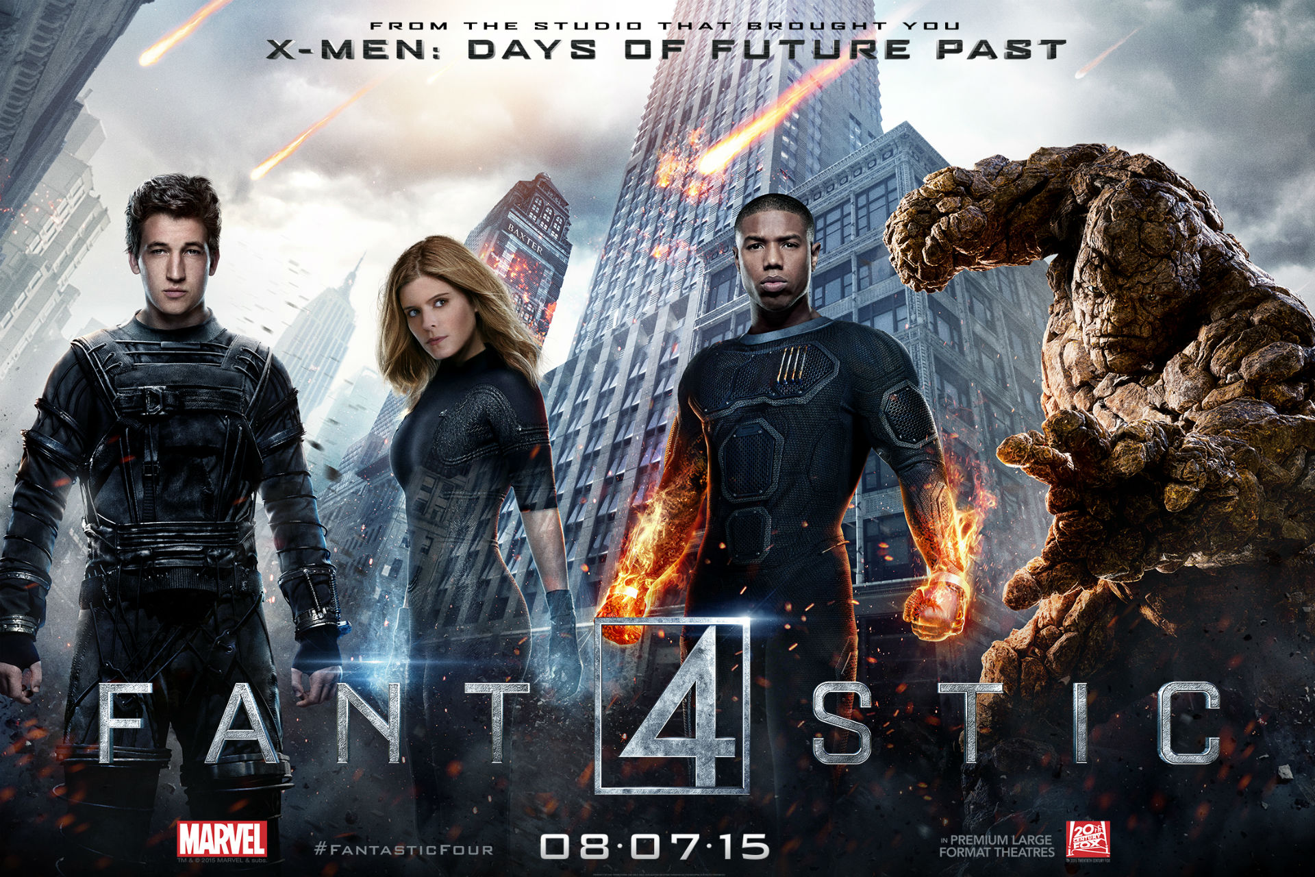 Fantastic Four Flops At The Box Office