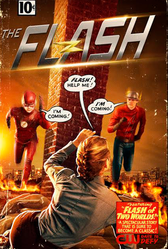 Jay Garrick For The Flash