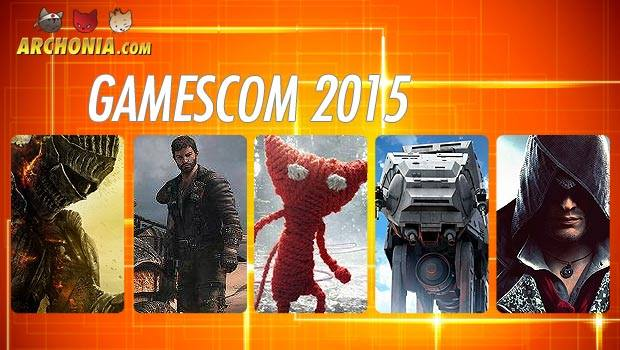 Archonia Gamescom 2015 Highlights