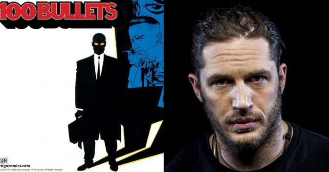 Tom Hardy Shoots 100 Bullets For DC/Warner