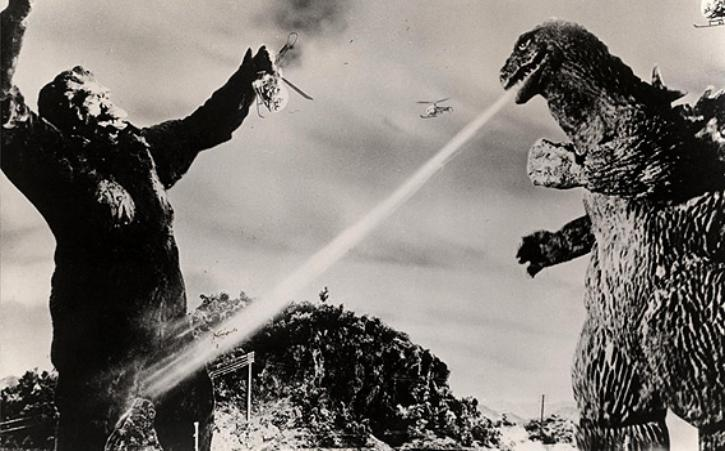 Godzilla vs. King Kong Movie In The Works