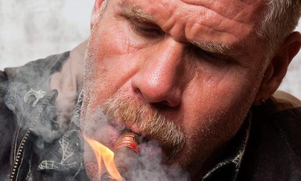 Ron Perlman On Hellboy 3