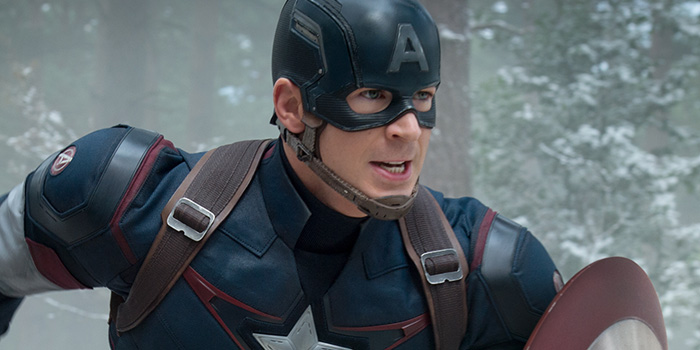 Chris Evans On Captain America/Marvel