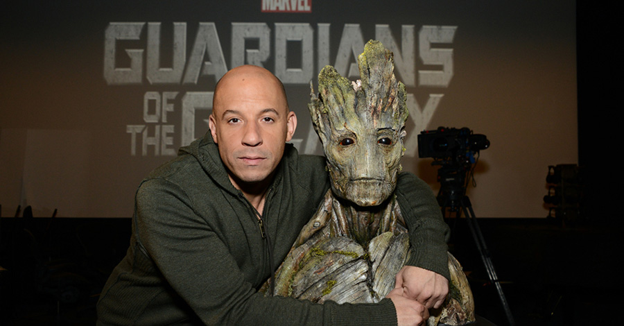 Vin Diesel Has Plans For Groot