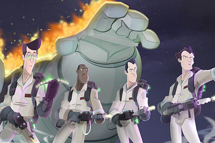 Ghostbusters Animated Film Planned