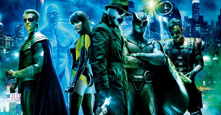 Watchmen TV Series Planned At HBO