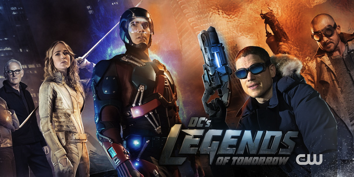 Legends of Tomorrow Start Date Announced