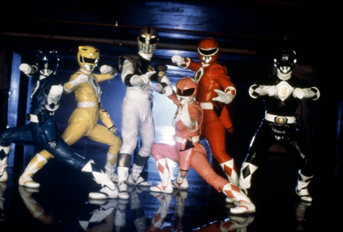 Power Rangers Revealed