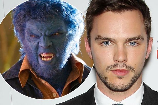Beast Nicholas Hoult Talks About Superhero Movies