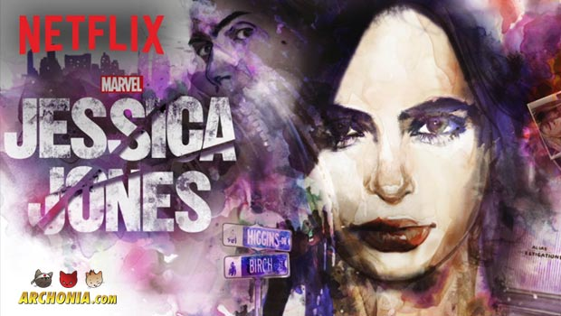 In-depth Profile: Jessica Jones