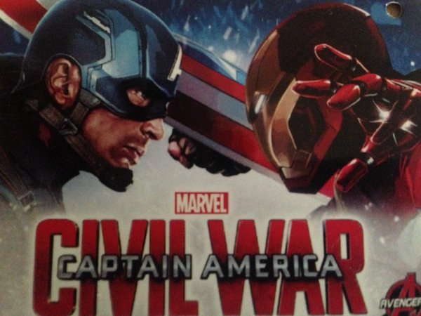 New Civil War Concept Art