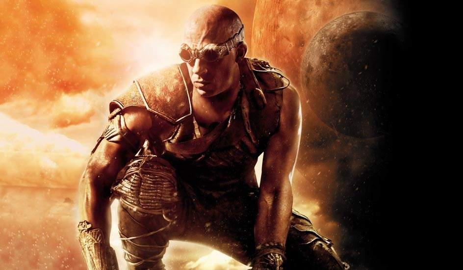 Riddick Sequel and TV Show