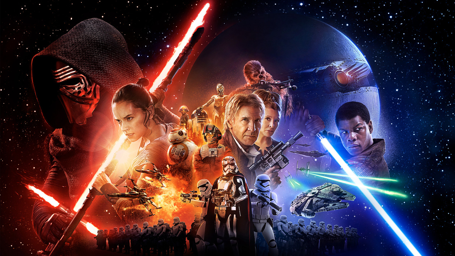 Star Wars Episode VII News and Spots