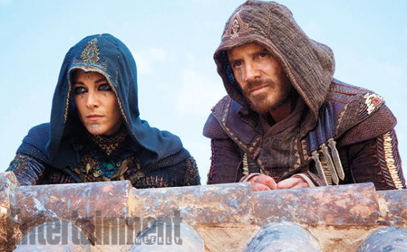 Assassin's Creed Movie Picture Revealed