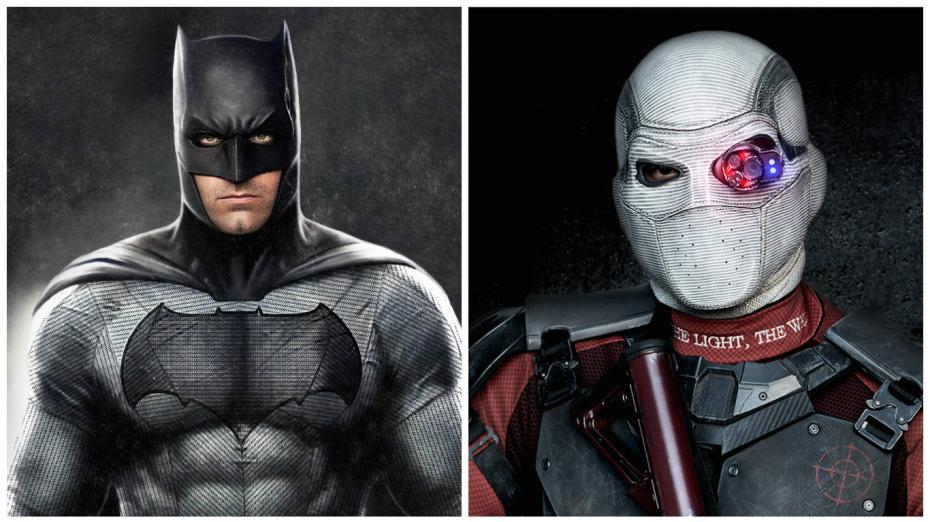 Batman/Deadshot Team-Up?