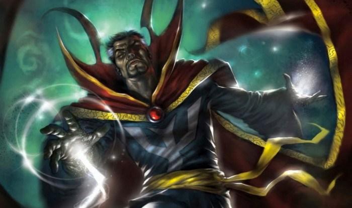 Marvel Passed On a Del Toro/Gaiman Doctor Strange Movie