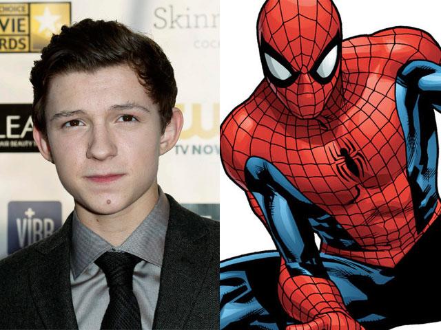 Tom Holland Spider-man News