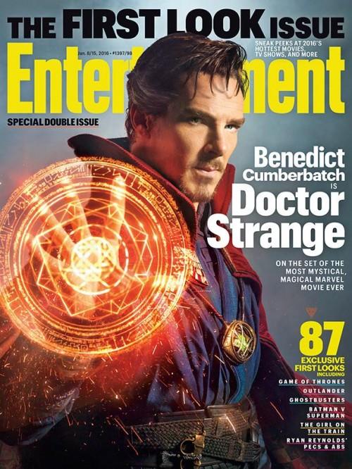 Doctor Strange revealed