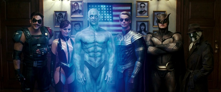 Watchmen's Dr. Manhattan