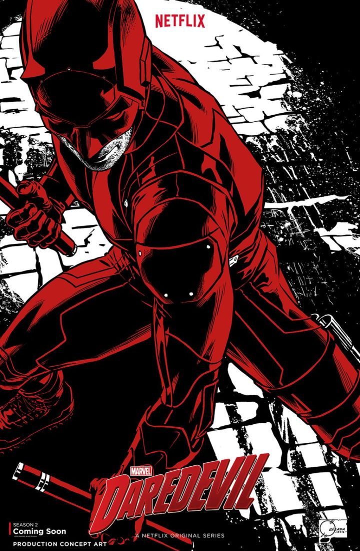 Daredevil Season 2 Info
