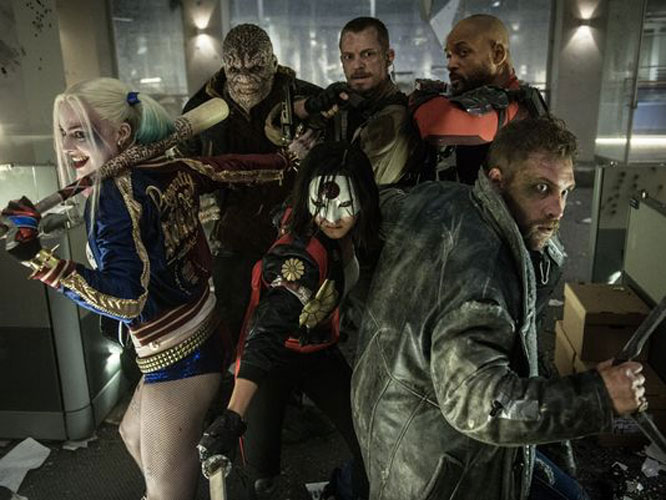 New Suicide Squad Image