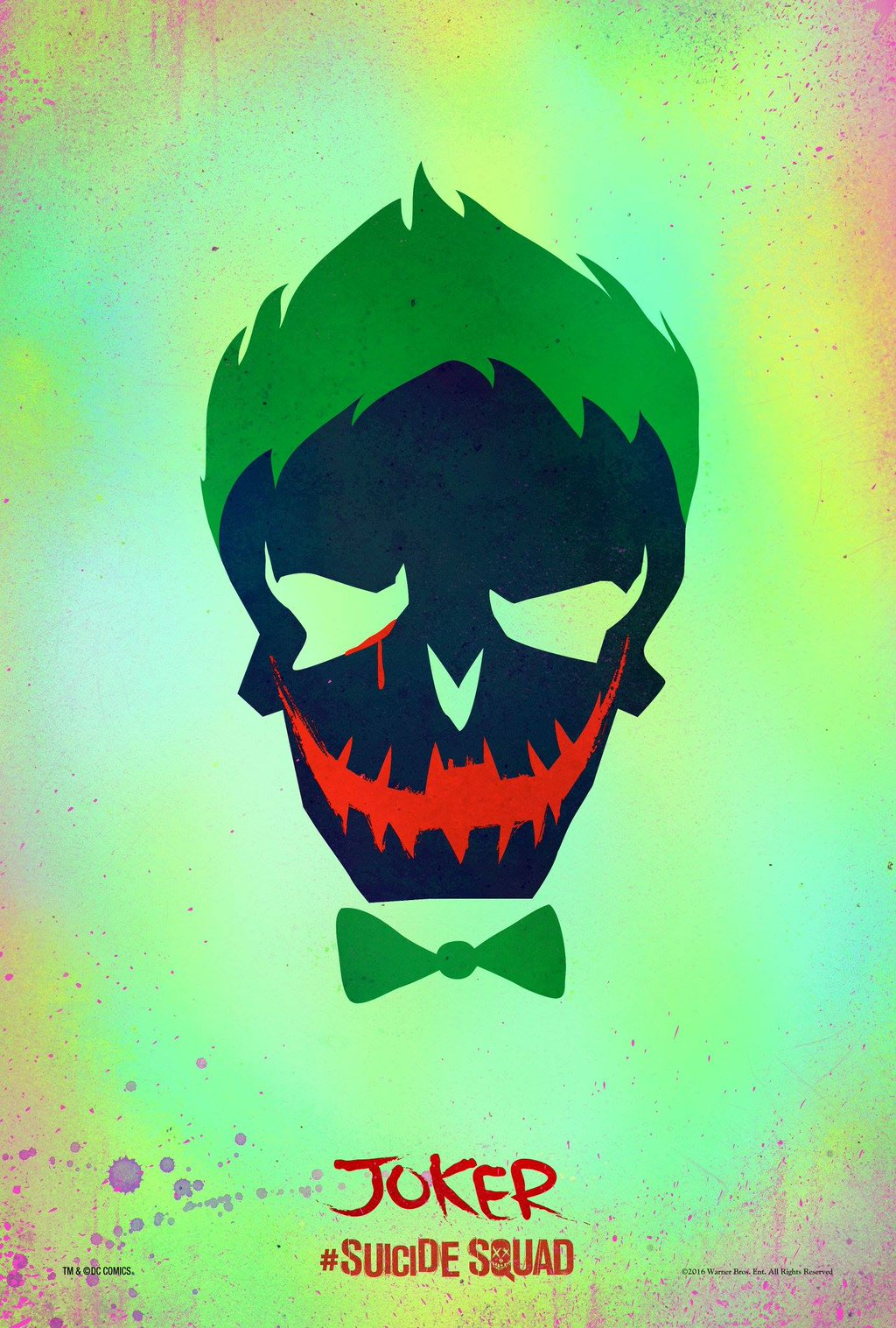 Suicide Squad Poster Revealed2