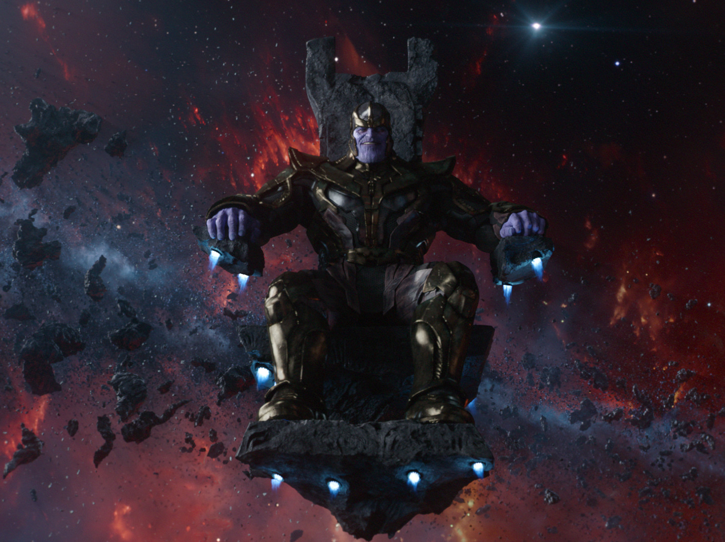 Kevin Feige On Thor 3, Thanos And More