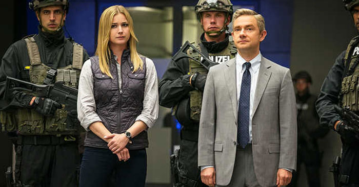 Martin Freeman's Role For Civil War Revealed