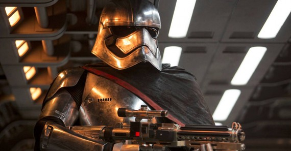 Captain Phasma Will Return