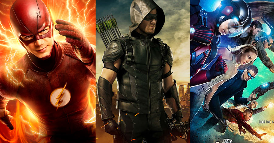 The CW Renews All DC Shows