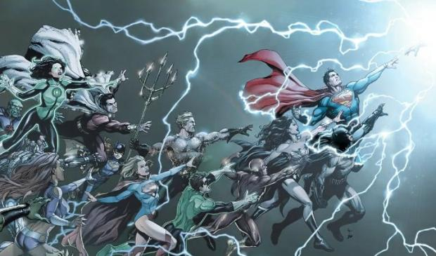 DC Rebirth First Creative Teams Revealed