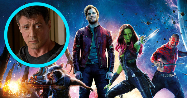 Sylvester Stallone In Guardians of the Galaxy?