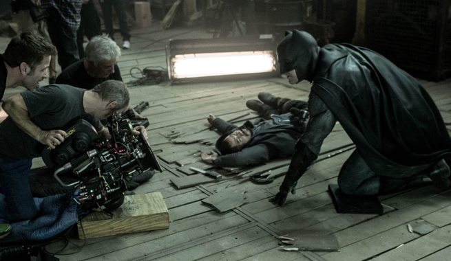 Solo Batman Movie Directed By Ben Affleck Confirmed